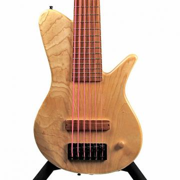 Custom Stambaugh Custom 6-string Electric Bass 2014 Swamp Ash