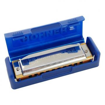 Custom Hohner Blues Harp Diatonic Harmonica - B