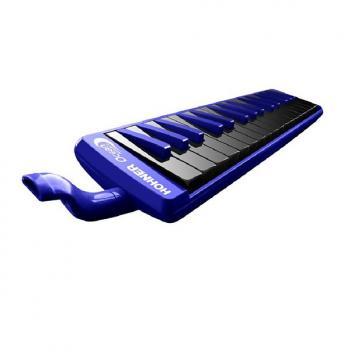 Custom Hohner HM320 32 Key Piano Style Ocean Melodica