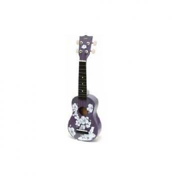 Custom Keiko UK38M Purple Soprano Ukulele