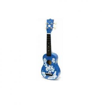 Custom Keiko UK38M Blue Soprano Ukulele