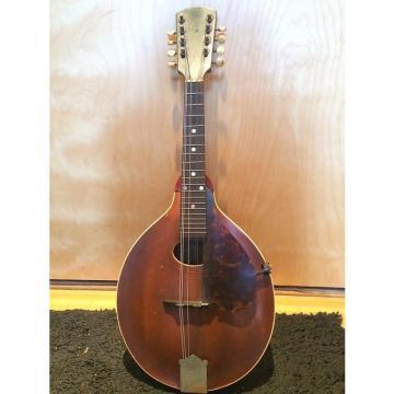 Custom Gibson Style A Mandolin 20's - 30's  Natural