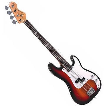 Custom Baltimore Electric Bass, Sunburst Model: Model: BB-5SB
