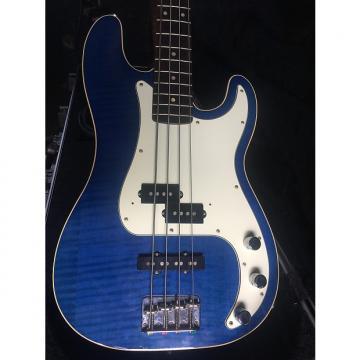 Custom Fender Aerodyne Precision Bass
