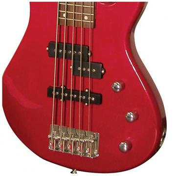 Custom Kona 5-String Electric Bass - Model: KE5BMR