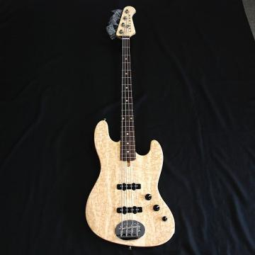 Custom Lakland USA Rare 44-60 Custom Birdseye Maple 4 String Jazz Bass