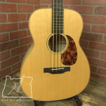 "Custom 2009 Galloup ""Monarch"" Luthier Built Acoustic Bass w/ HSC"