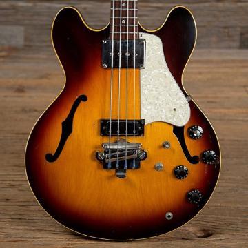 Custom Gibson EB-2D Sunburst 1967 (s107)