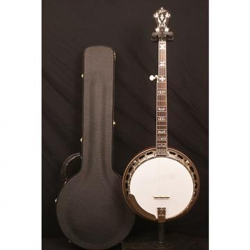 Custom Brand new Huber VRB-3 Truetone 5 string flathead banjo made in USA Huber set up with hardshell case