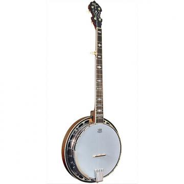 Custom GOLD TONE OB-150 Orange Blossom 5-string Banjo - Vintage Brown NEW w/ HARD CASE