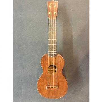 Custom Martin Soprano Ukulele  50's Mahogany