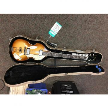 Custom Hofner  1964 Reissue  2016 Tobacco Burst