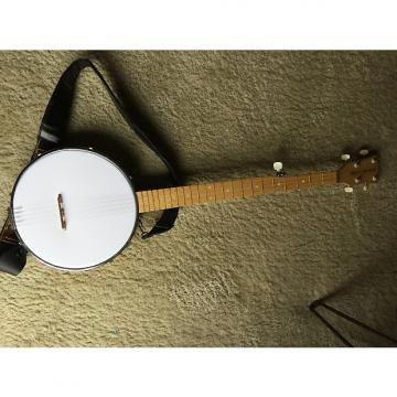 Custom banjo-tam 5 string natural