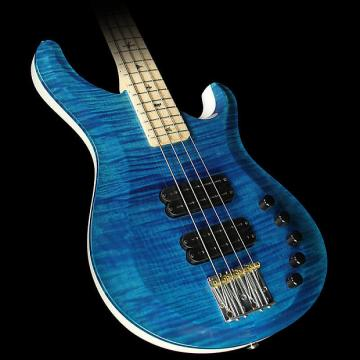 Custom Used Paul Reed Smith Gary Grainger Electric Bass Faded Whale Blue