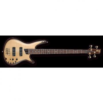 Custom Ibanez SR1400ENT SR Premium 4-String Flame Maple Top Electric Bass in Natural