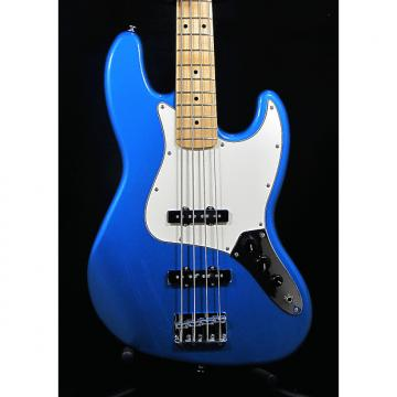 Custom Fender Jazz Bass Lake Placid Blue Electric Bass Guitar