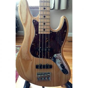 Custom Rbass 4 String Jazz Bass 2013 Ash MINT
