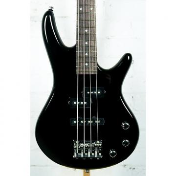 Custom Ibanez GSRM20BK Black Mikro Short-Scale Bass Guitar