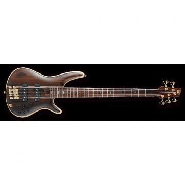 Custom Ibanez SR1905ENTL SR Premium 5-String Rosewood Electric Bass Natural Low Gloss