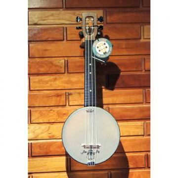 Custom Firefly Soprano Banjo Ukulele