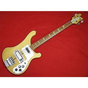 Custom Rickenbacker 4001  1978 Maple  Glo