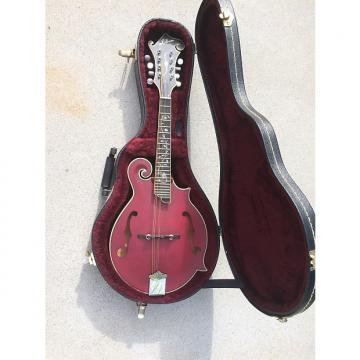 Custom J. Bouvier F5 Mandolin Merlot Satin