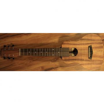 Custom Islander GL6 2016 Natural Satin Acacia Guitarlele