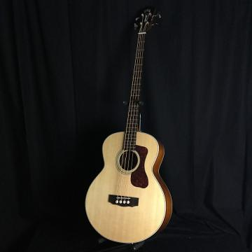 Custom Guild B-140E Acoustic Electric Bass (BRAND NEW)