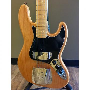 Custom Fender FSR 2014 American Vintage '75 Jazz Bass Aged Natural w/ Fender hardsell case