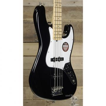 Custom Fender American Standard Jazz Bass Black Finish w/ Case