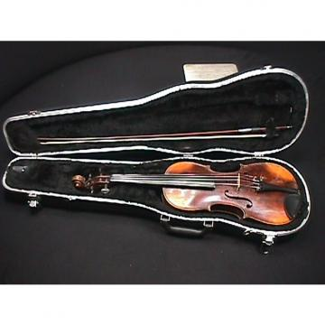 Custom Antique Signed E.T. Boot-Douerer Full Size 4/4 Violin, Bow  Hard Shell Case Ready to Play as-is  # 5