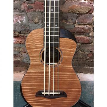 Custom Oscar Schmidt OUB800k Brown bass ukukele