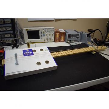 Custom Custom Fretless 3 String Cigar Box Guitar