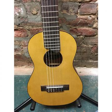 Custom Yamaha Gl1 Natural Wood Guitar Ukulele Guitalele