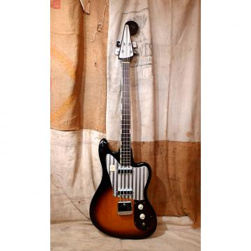 Custom Teisco  EB-200 Bass 1960's Sunburst
