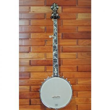 Custom Gold Tone WL-250+ Open-Back Banjo