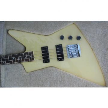 Custom Gibson Explorer Bass 1985