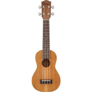 Custom Fender Piha'eu Soprano Ukulele