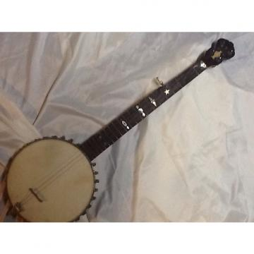 "Custom Herschel Fenton ""Electric"" Banjo 1890's"