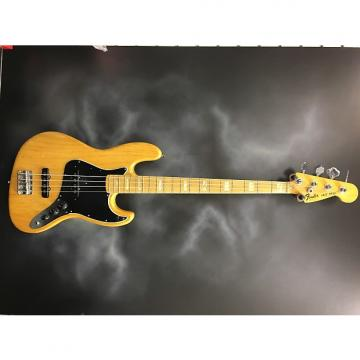 Custom Fender Jazz Bass 1977 Natural