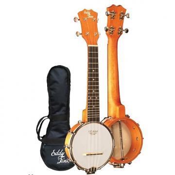 Custom Eddy Finn EF-UBS-1 Banjo Ukulele
