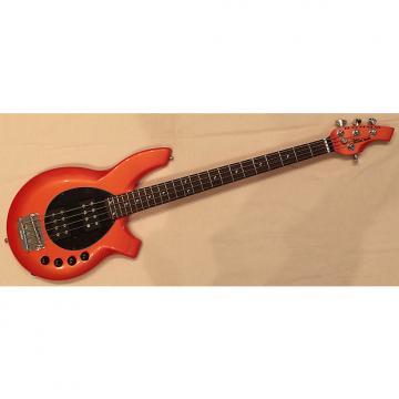Custom Music Man Bongo Bass 4 HH 2016 Tangerine Pearl
