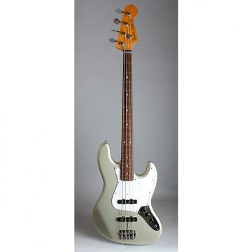 Custom Fender  Jazz Bass JB-62ISL Solid Body Electric Bass Guitar (2010), ser. #U053919, NO CASE case.