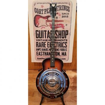 Custom Dobro Dobjo / Dobro-banjo mid1980's sunburst