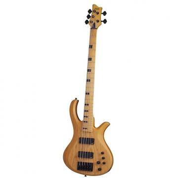 Custom Schecter 2853 Session RIOT-5 ANS Bass Guitars