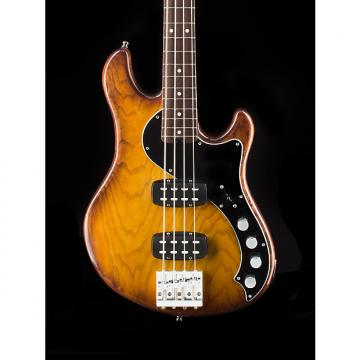 Custom Fender American Deluxe Dimension Bass V HH - Violin Burst