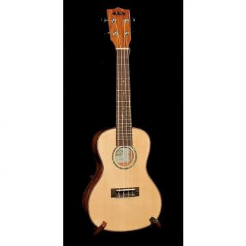 Custom Kala KA-FMCG Solid Spruce and Flame Maple Concert Ukulele