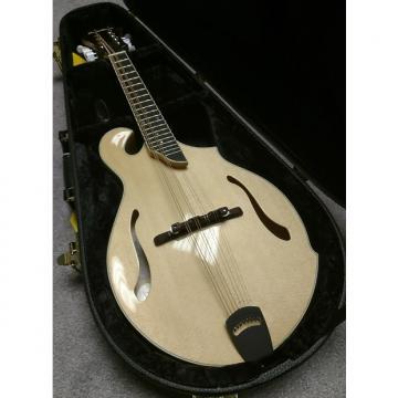 Custom Breedlove Crossover FF Natural Mandolin, w/HSC, gig bag & shipping