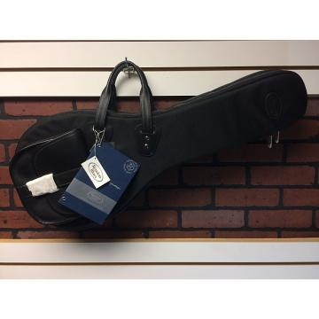 Custom Reunion Blues A-Style Mandolin Bag Black Fabric