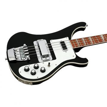 Custom Rickenbacker 4003 Electric Bass Jetglo On Sale Until April 22nd
